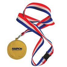 Stress Medaille