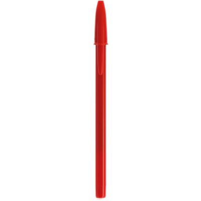 BIC style rood