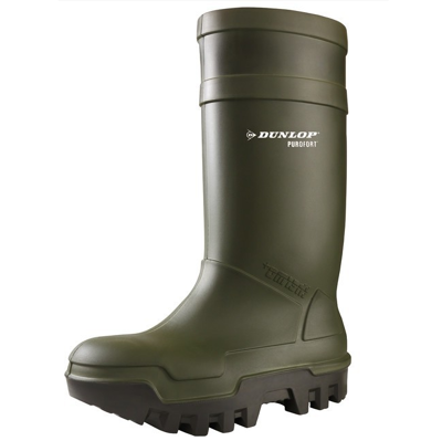 Dunlop Purofort Thermo + Full Safety S5 knielaars