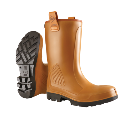 Dunlop Purofort Rig-air Full Safety Fur Lined S5 laars