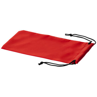 Polyester opberghoesje rood