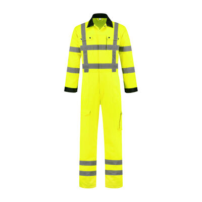 RWS High visibility overall fluo geel