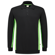 Tricorp Bicolor Polosweater | 60% Katoen / 40% Polyester