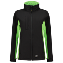 Tricorp Bicolor Dames Softshell   100% polyester