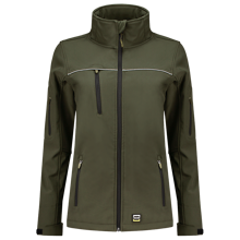 Tricorp Luxe Dames Softshell   100% polyester