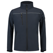 Tricorp Luxe Kids Softshell   100% polyester   340 g/m2