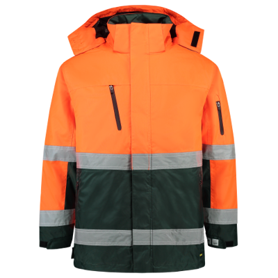 Tricorp Parka ISO20471 Bicolor