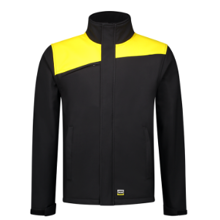 Tricorp Bicolor Naden Softshell   100% Polyester