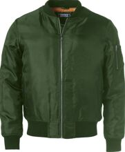 Classic bomber jack   100% polyester