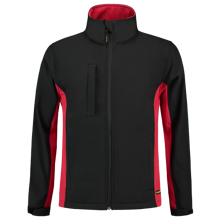 Tricorp Bicolor Softshell   96% Polyester / 4% Spandex