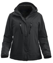 Classic Sparta dames softshell   100% polyester met PU coating